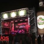 escenario concierto pilsen