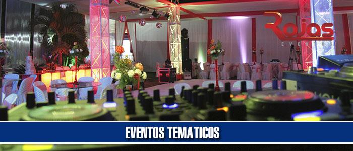 Eventos especiales Rojas –  Huancayo Perú